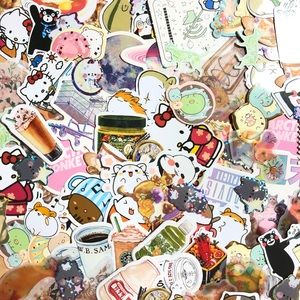 4/$20👻 Stationary stickers (40 pieces)